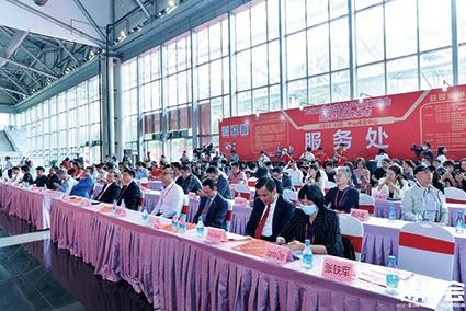 2021中山特色产品博览会暨网红品牌集市于今日在中山博览中心隆重开幕!